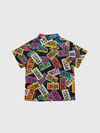 Diesel - CSANYB, Multicolor - Shirts - Image 2