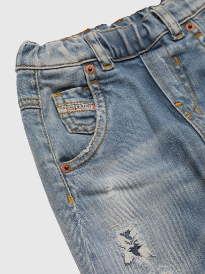 Diesel - FAYZA-NE B-N, Light Blue - Jeans - Image 3