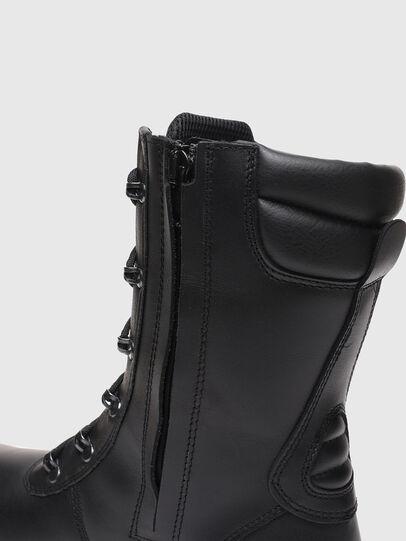 Diesel - H-WOODKUT BT, Black - Boots - Image 5