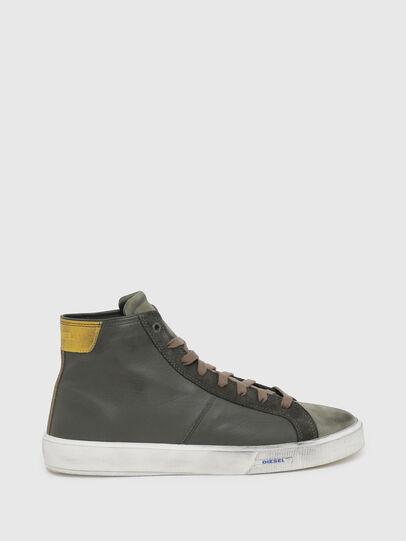 Diesel - S-MYDORI MC, Military Green - Sneakers - Image 1