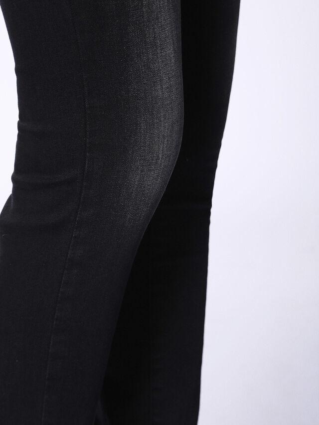 LIVIER-S 0684J, Black Jeans