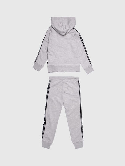 Diesel - SUITAX-SET, Grey - Jumpsuits - Image 2