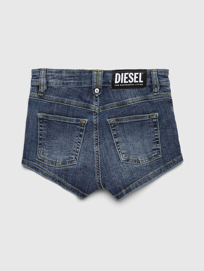 Diesel - PGINGHER, Dark Blue - Shorts - Image 2