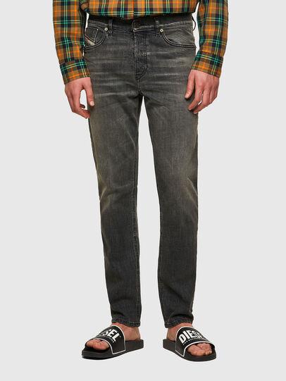 Diesel - D-Fining 09A73, Black/Dark grey - Jeans - Image 1