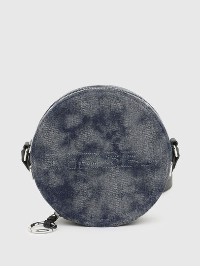 Diesel - OPHITE, Grey/Blue - Crossbody Bags - Image 1