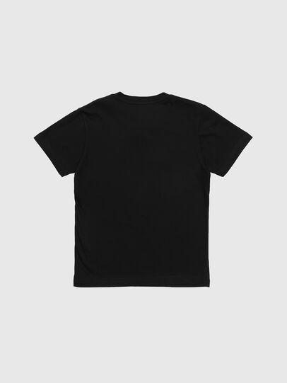 Diesel - TJUSTDIE, Black - T-shirts and Tops - Image 2