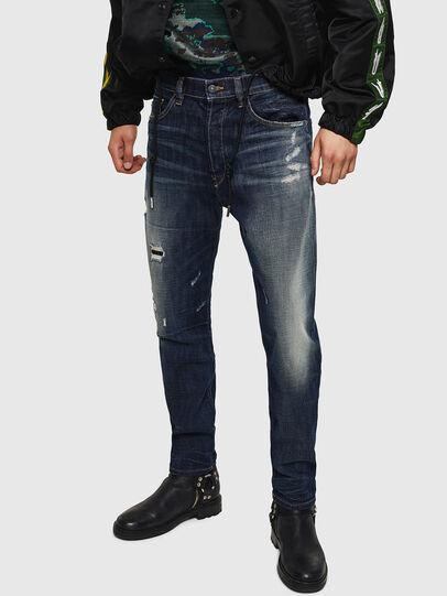 Diesel - D-Eetar 0890W, Dark Blue - Jeans - Image 5
