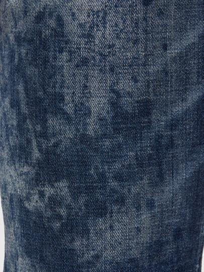 Diesel - Sleenker 009JM, Dark Blue - Jeans - Image 4