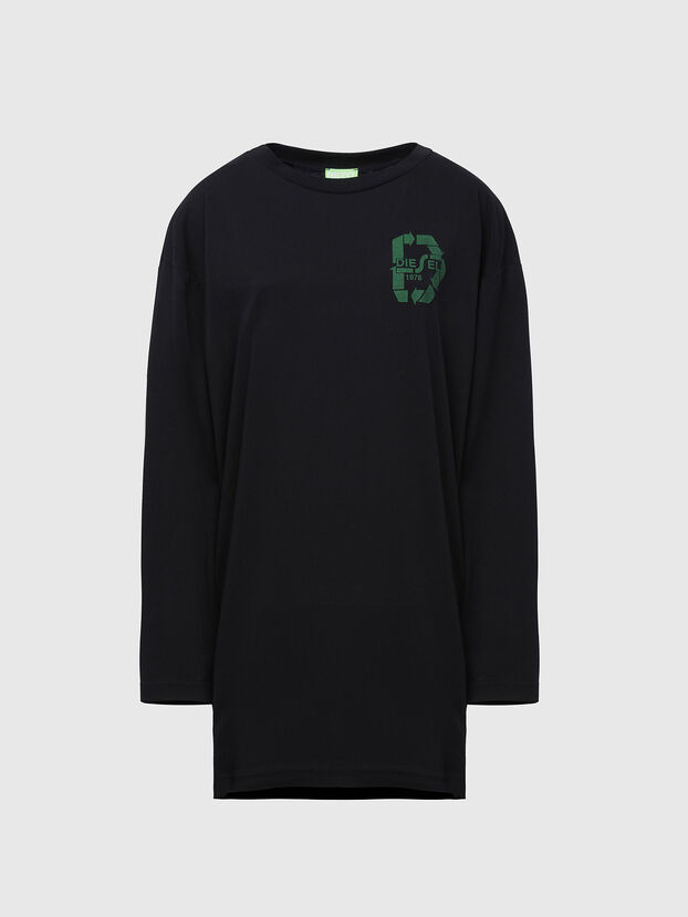 T-MIST-E71, Black - T-Shirts