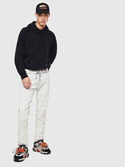 Diesel - D-Luhic JoggJeans 069LZ, White - Jeans - Image 8