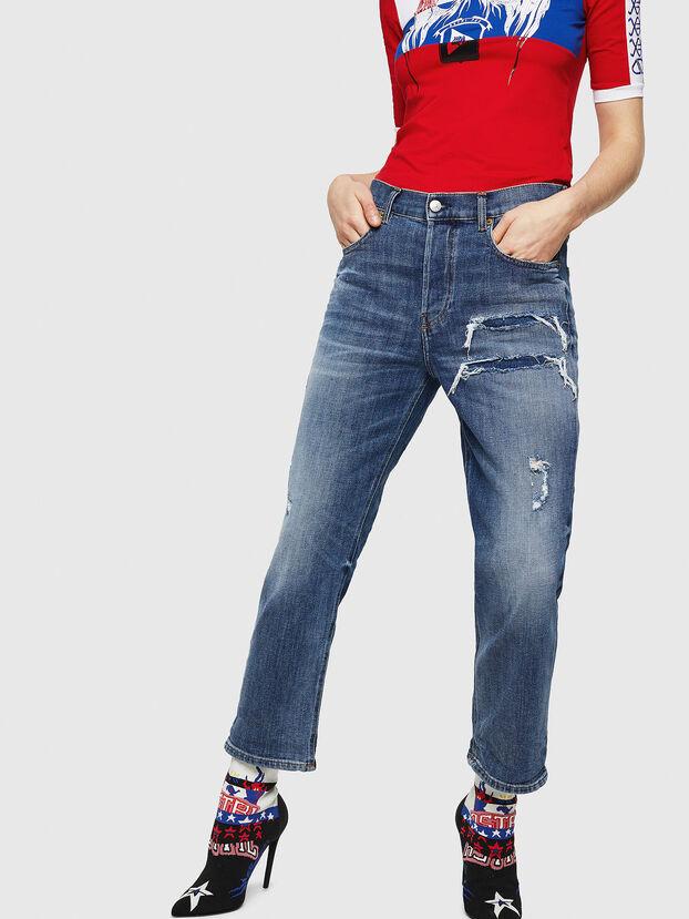 Aryel 0890X, Medium blue - Jeans