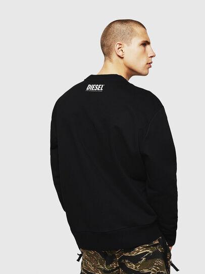 Diesel - S-BAY-BX1, Black - Sweaters - Image 2
