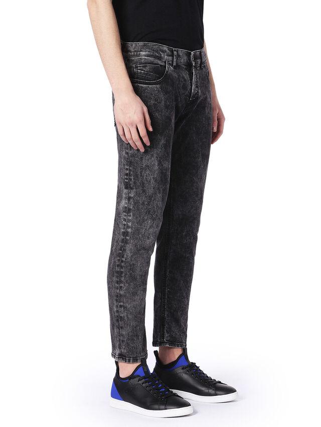 TYPE-2813, Black Jeans