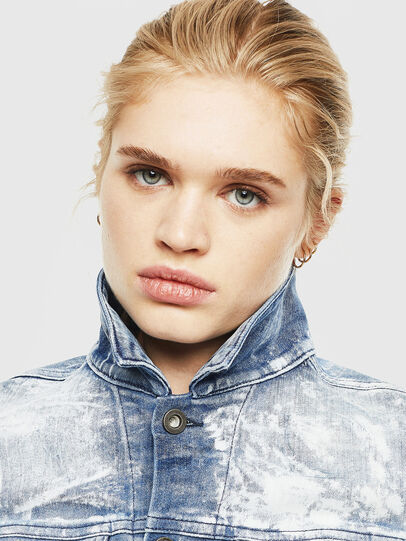 Diesel - D-LIMMY-T,  - Denim Jackets - Image 4