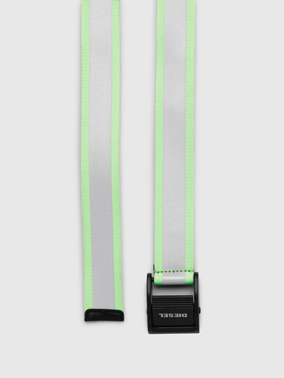 Diesel - B-FIRE, Green Fluo - Belts - Image 3