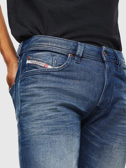 Diesel - Larkee 0090D, Medium blue - Jeans - Image 3