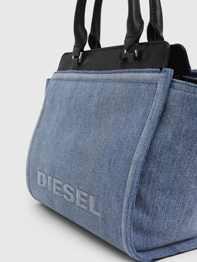 Diesel - BADIA, Blue Jeans - Satchels and Handbags - Image 4