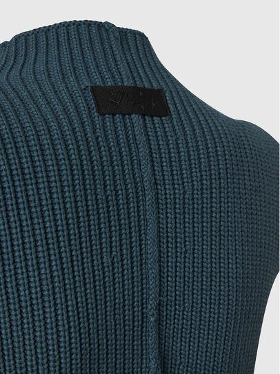 Diesel - M-ESSIE, Water Green - Knitwear - Image 4