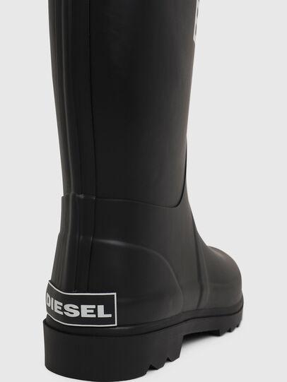 Diesel - H-JAARDEN LB, Black - Boots - Image 4