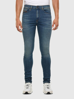 D-Istort 009HC, Medium blue - Jeans
