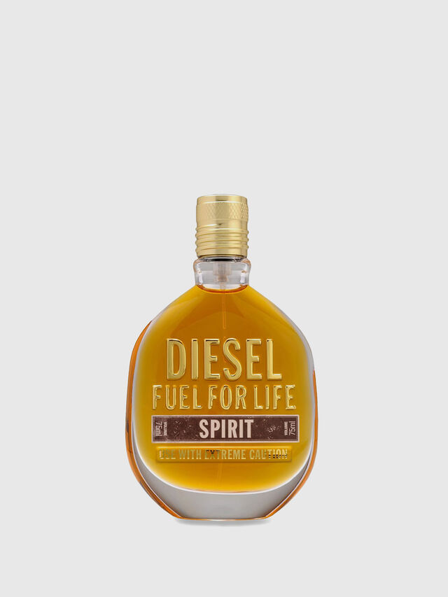 Diesel FUEL FOR LIFE SPIRIT 75ML, Generic - Fuel For Life - Image 2