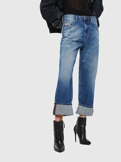 Diesel - D-Reggy 0097B, Medium blue - Jeans - Image 1
