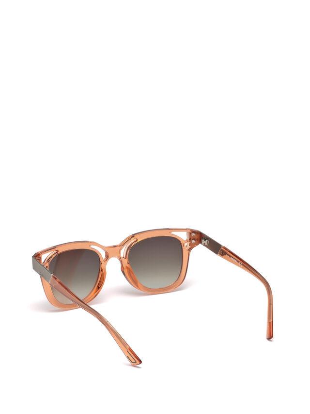 Diesel - DL0232, Peach - Eyewear - Image 2