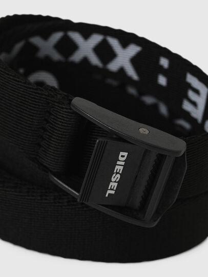 Diesel - B-LONPE, Black - Belts - Image 2