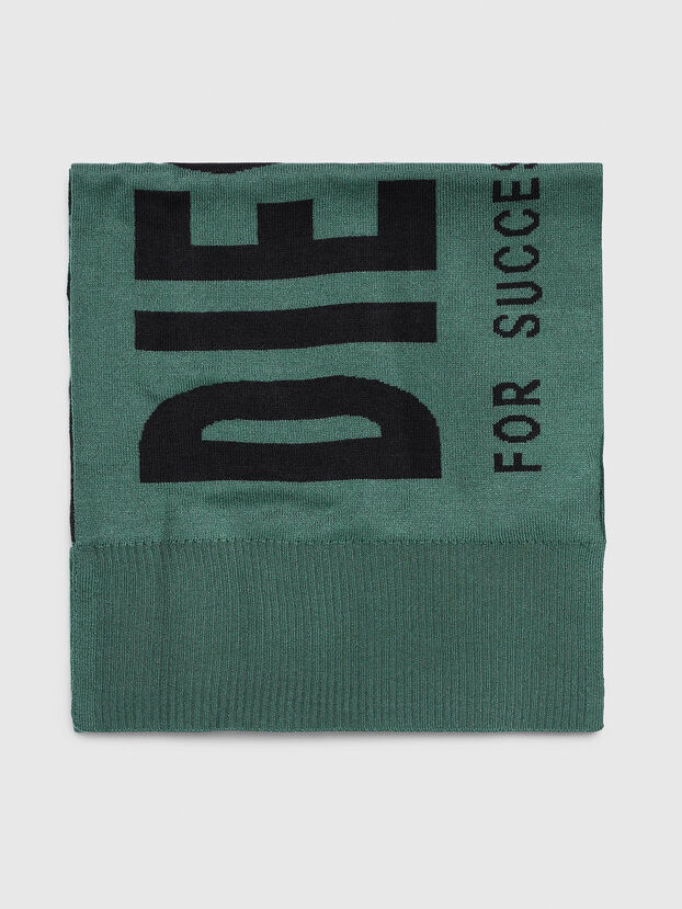 K-GUBO-B, Dark Green - Scarf