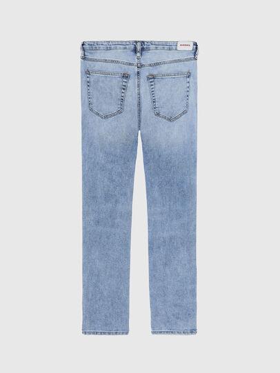 Diesel - Babhila A84PR, Light Blue - Jeans - Image 2