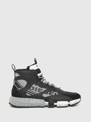 S-PADOLA MID TREK, Black/Grey - Sneakers