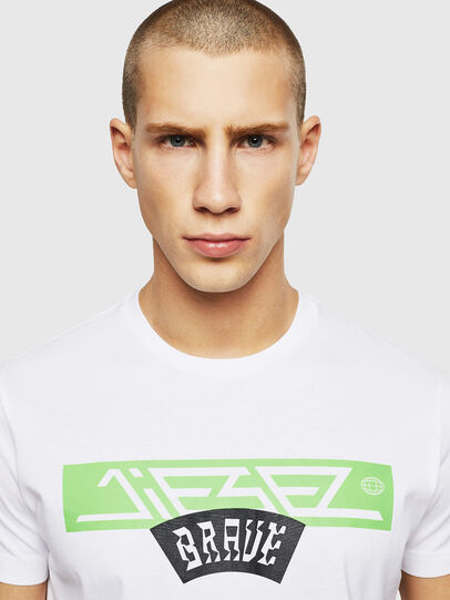 Diesel - T-DIEGO-A1,  - T-Shirts - Image 3