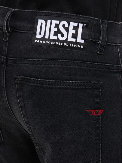 Diesel - H-VAIONT CHZ, Black - Boots - Image 6