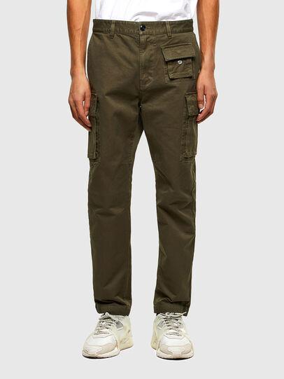 Diesel - P-COR, Military Green - Pants - Image 1