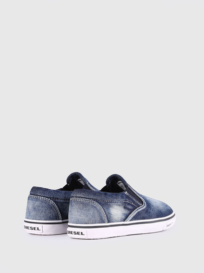 Diesel - SLIP ON 21 DENIM YO,  - Footwear - Image 3