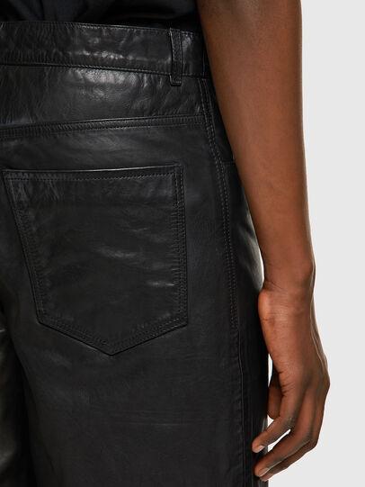 Diesel - P-MACS-SHORT, Black - Pants - Image 4