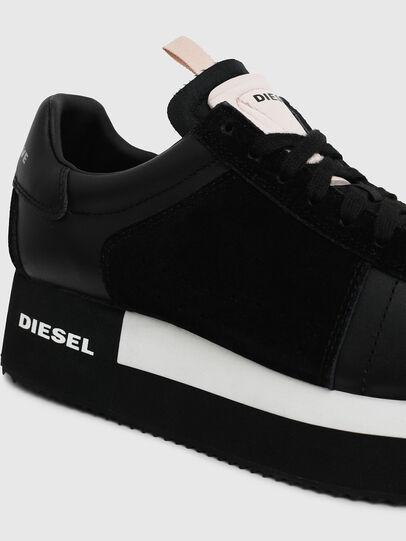 Diesel - S-PYAVE WEDGE, Black - Sneakers - Image 4