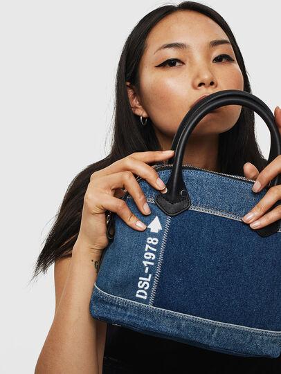 Diesel - PYANIGA M, Blue Jeans - Satchels and Handbags - Image 6