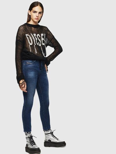 Diesel - Babhila 083AE, Dark Blue - Jeans - Image 5