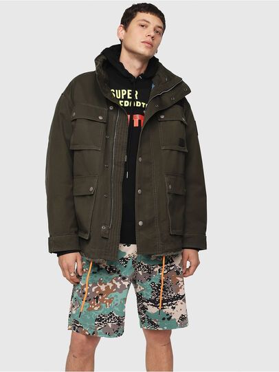 Diesel - J-TOUCHA,  - Jackets - Image 1
