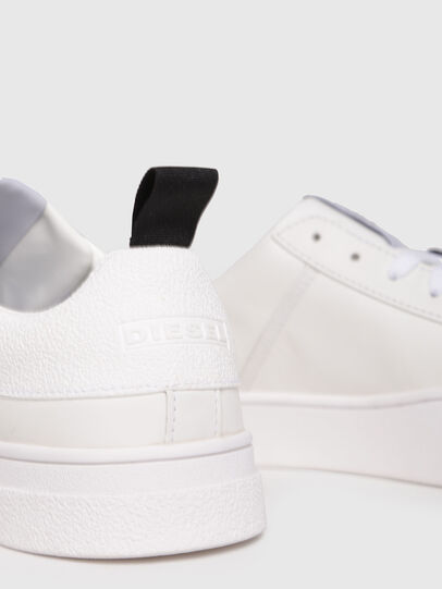 Diesel - S-CLEVER LOW, White - Sneakers - Image 4
