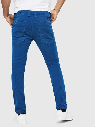 Diesel - Krooley JoggJeans 0670M, Brilliant Blue - Jeans - Image 2