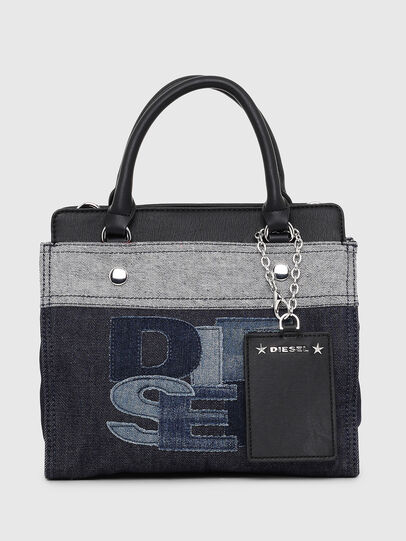 Diesel - F-DESTAR SATCHEL M,  - Shopping and Shoulder Bags - Image 1