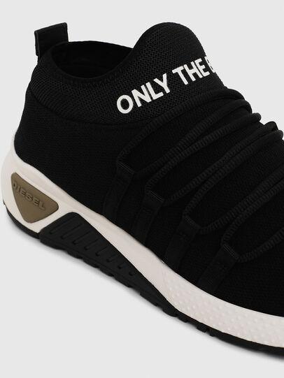 Diesel - S-KB SL II, Black - Sneakers - Image 4