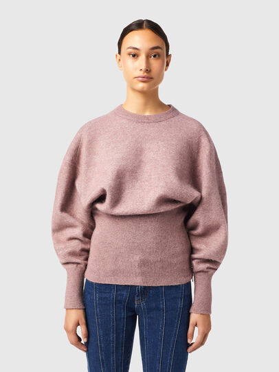 Diesel - M-BRUNS, Pink - Knitwear - Image 1