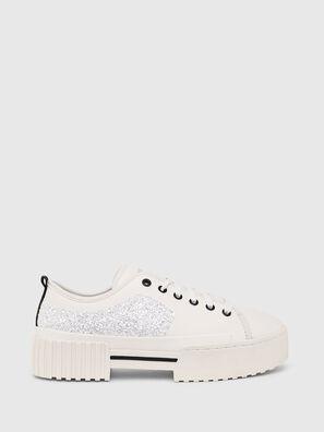 S-MERLEY LOW, White - Sneakers