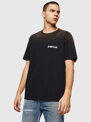 T-DIKEL, Black - T-Shirts