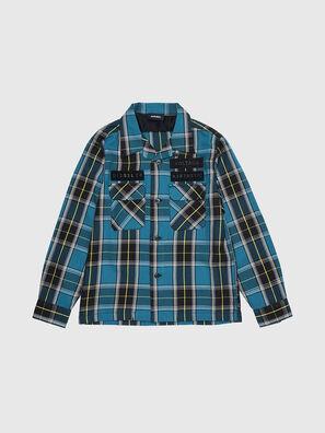 CTAKESHI, Blue/Black - Shirts
