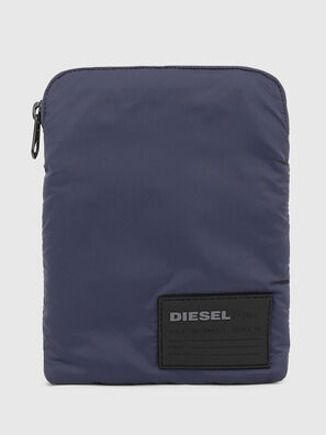 F-DISCOVER CROSS, Blue - Crossbody Bags