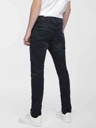 Diesel - Krooley JoggJeans 0670M, Dark Blue - Jeans - Image 2